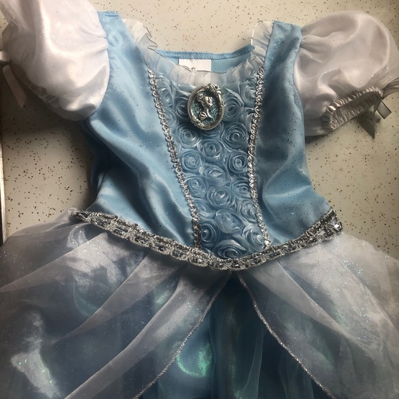 SOLD - Disney Store Cinderella Dress 3T
